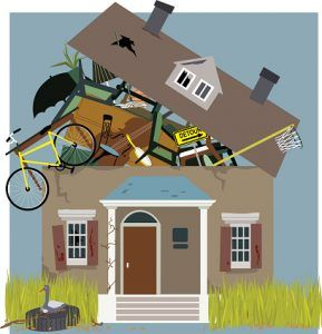 If you're a property owner trying to prevent hoarders from renting a space, this company is the place to go. They have a website that explains what hoarding is and how to deal with it.