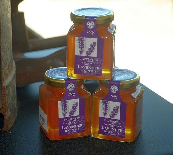 #Honey from Port Arthur #Lavender #Farm #Tasmania ~ Photo by Dan Fellow, article for think-tasmania.com