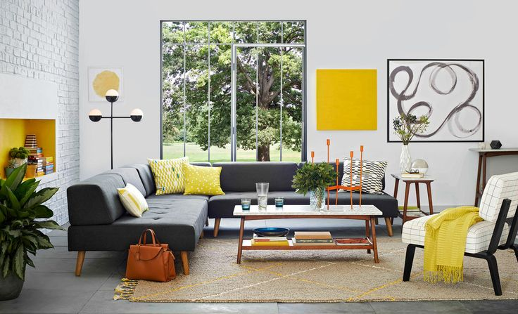 The fashion company's line includes bedding, furniture and lighting.