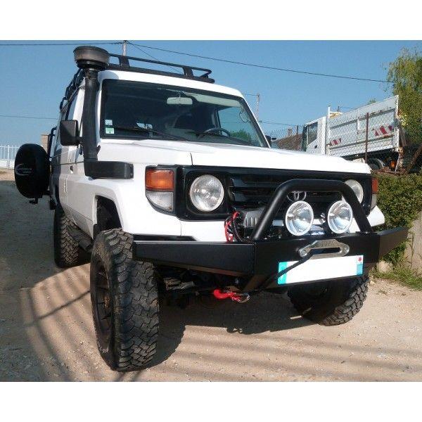 Pare Buffle / Pare Choc avant SOFT pour Toyota HZJ