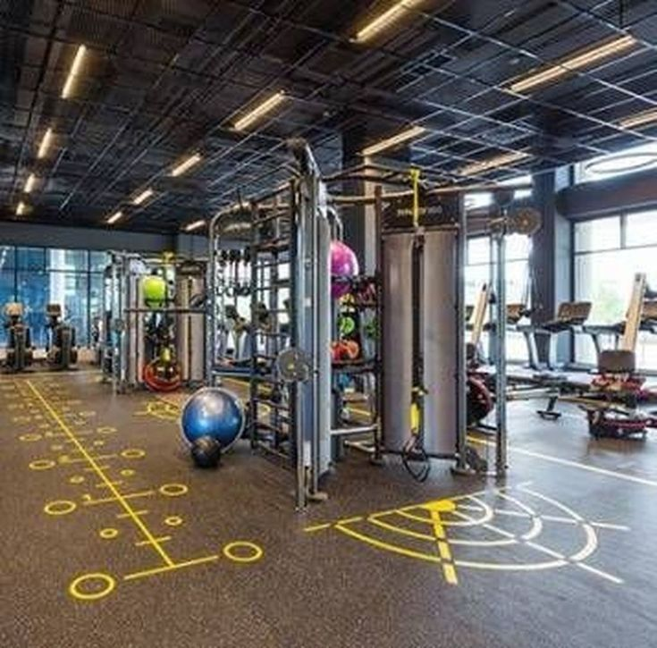 30+ Astonishing Home Gym Room Design Ideas For Your Family