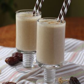 Gingerbread Dough Boy Smoothie