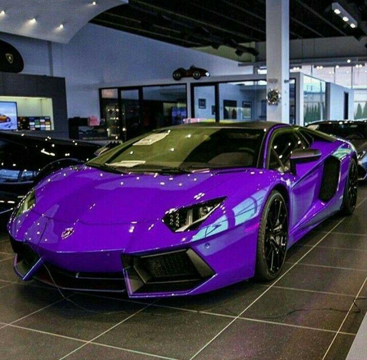 Lamborghini Purplelamborghini Purple Cars Luxury Luxurycars