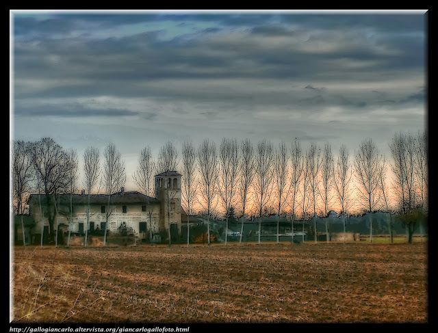 Autunno HDR - photographic processing (4) I continue the publication of photographs processed with hdr technique and other ... I hope you like them! Thanks!