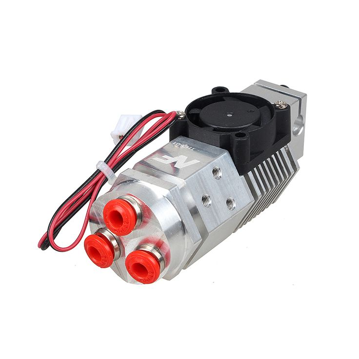 ==> [Free Shipping] Buy Best 3D printer remote 3 in 1 out extruder kit 24V fan 1.75mm filament compatible with V6/bulldog/titan Mix 3 colors metal extrusion Online with LOWEST Price | 32814725120