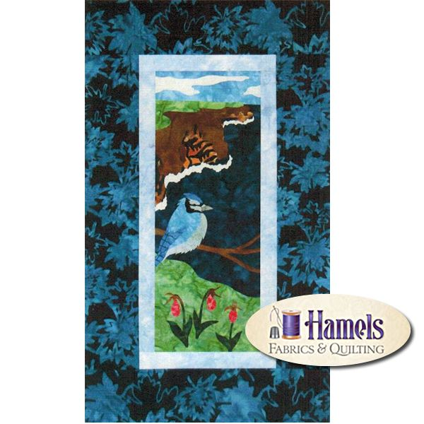 - Prince Edward Island Wall Hanging - Hamels Fabrics & Quilting