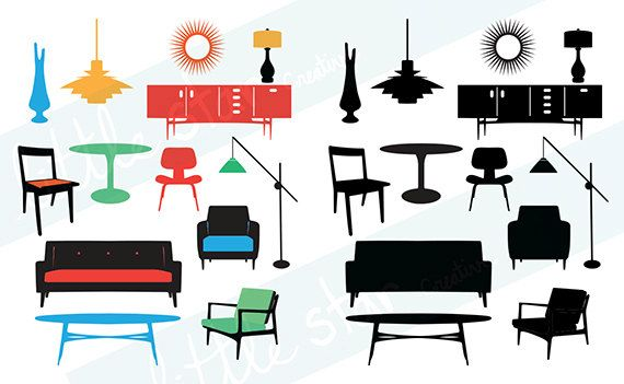 Hey, I found this really awesome Etsy listing at https://www.etsy.com/listing/222985834/mid-century-mod-furniture-graphics