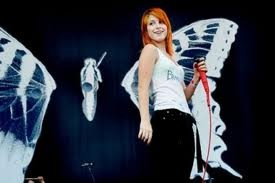 Paramore Rock Werchter 2010