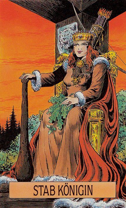 Rebirth Divination Card: Arcus Arcanum Tarot