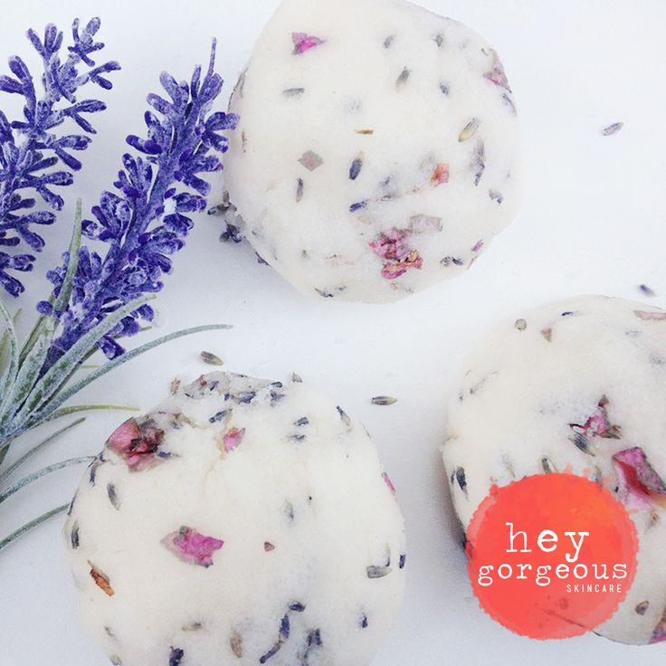 These wonderfully creamy bath melts smell of lavender and roses. Pop one in your bathwater and let the Shea and Coconut butters and essential oils deeply moisturise your skin, leaving it deliciously soft and silky smooth.