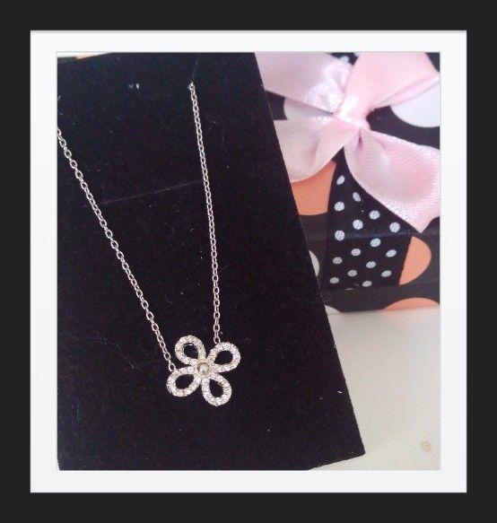 Bijoux# argent # cadeau # collier # mode#