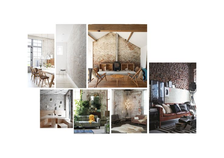Natasha Reid Design - Inspiration Collage |  Metal House, Clapton | Remodel | Interior  Design | Mood Board