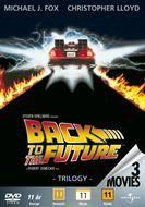 Paluu tulevaisuuteen 1-3 - Box (3 disc) - DVD - Elokuvat - CDON.COM