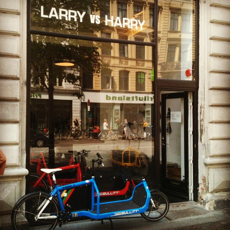The Store in Copenhagen | Bullitt | Pinterest | Copenhagen, Bike shops and Cargo bike