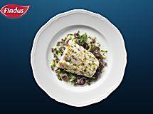 Ricetta Filetti di Merluzzo con cipolla e zucchine - Findus