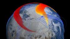 Around the World in Four Days: NASA Tracks Chelyabinsk Meteor Plume | NASA