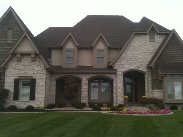 a house is made of bricks and stone but a home is made of love Want a home with castle-like curb appeal explore stone homes and house plans on eplanscom and remember that even a little bit of stone adds a lot of charm.