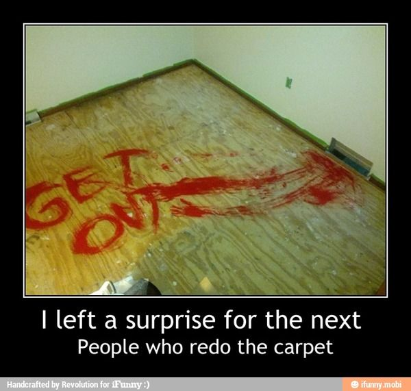 I did this at my old house, except we traced bodies on the concrete so it looked like a crime scene! LOL