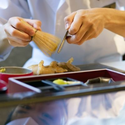 Why japanese chefs are embracing halal food food for Anthropology of food and cuisine