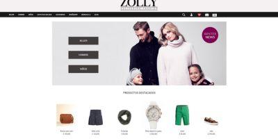 Página Web Zolly