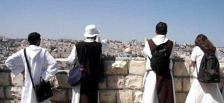 Jeruzsálemre nézve