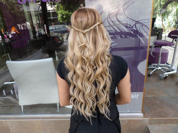 http://www.romylos.gr/ #Romylos -#All About Hair #extensions #blonde #long #mermaid #wavy