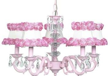 4 New Little Girl Chandeliers