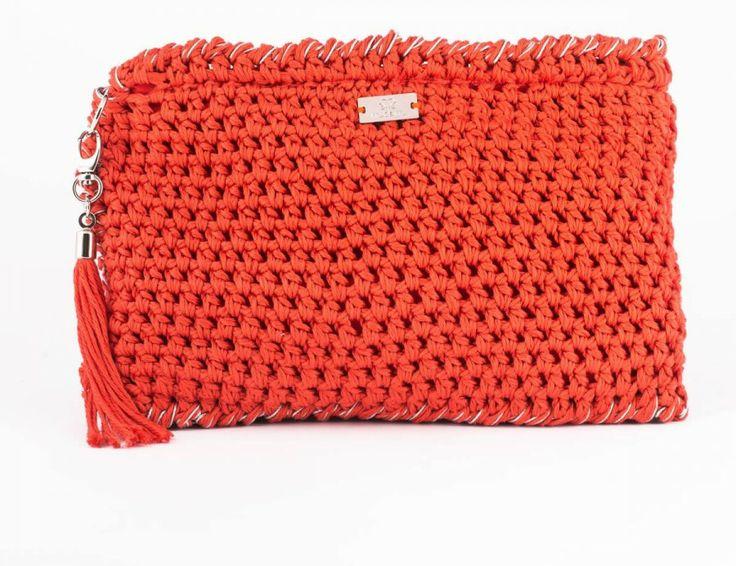 Collezione di splendide borse all'uncinetto #borse #uncinetto