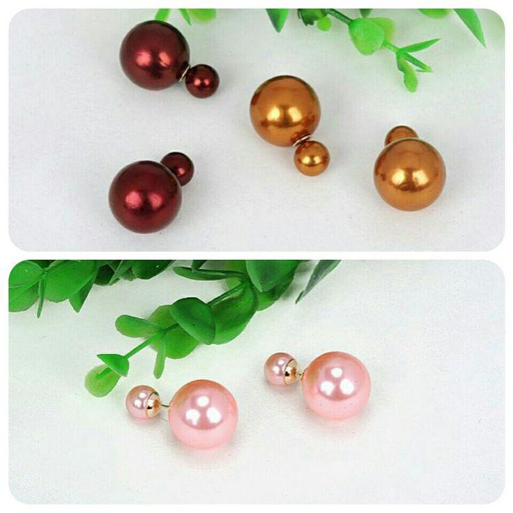 Earrings - Price IDR 20.000/Pair