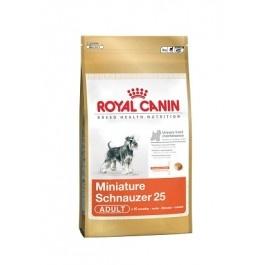 Royal Canin Schnauzer Miniatura Adulto 25