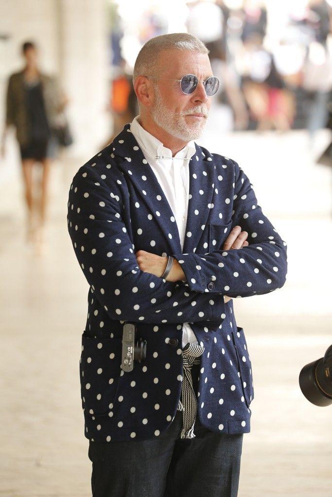 "modelsandstuff: "" Nick Wooster by George Chinsee """