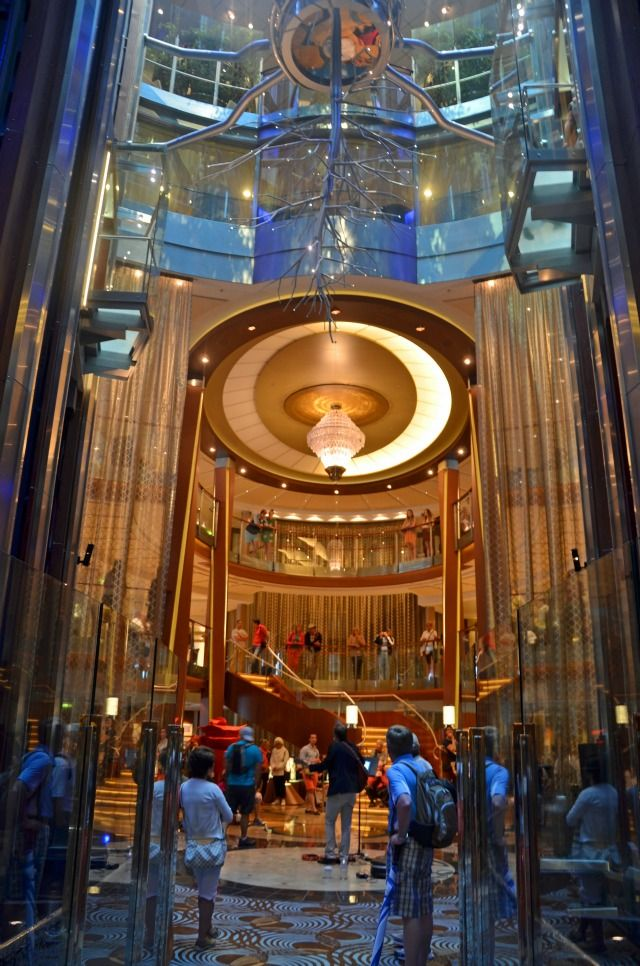 April 2018 14-Night Transatlantic on Celebrity Reflection ...