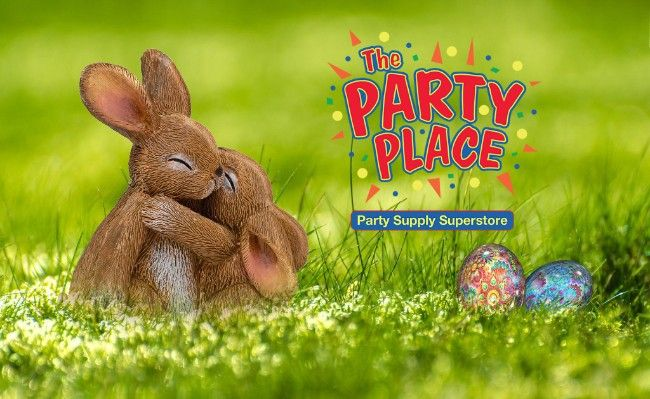 If you didn't receive the Easter email from The Party Place, click here to read it now: https://mailchi.mp/ea6129afd936/are-you-ready-for-easter?e=86ad8f4856 #ThePartyPlace #Easter #PartySupplySuperStore