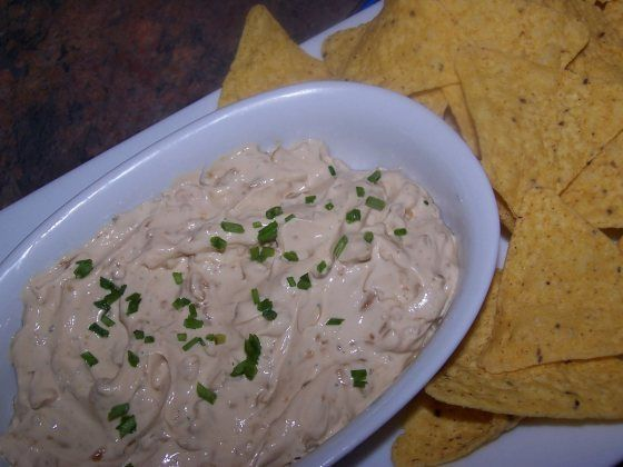 Kiwi Onion Dip from New Zealand