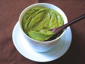 5分で完成! 新緑のマグカップ抹茶プリン