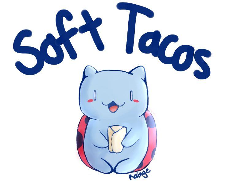 Bravest Warriors Catbug Soft Tacos