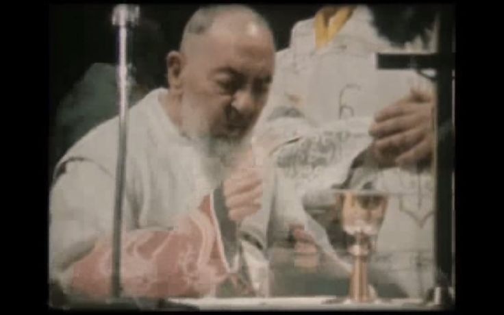 3 Fascinating, rare videos of St. Pio of Pietrelcina, most commonly known as St. Padre Pio, was one of the Church's greatest saint of the mid-20th century.