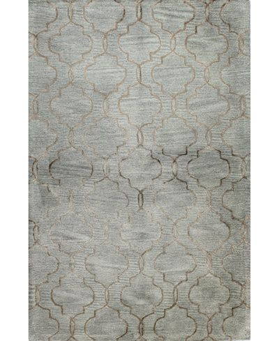 Macys Fine Rug Gallery Bordeaux Milazzo Light Blue
