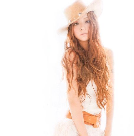 "Namie Amuro in ""aR"" February 2010 Issue. ** Edit by me"