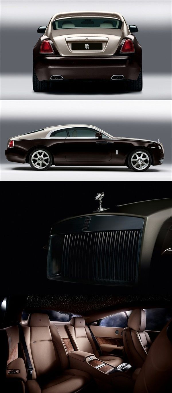 25 best ideas about best luxury cars on pinterest motor for Rolls royce cover letter