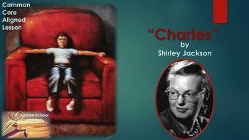 Shirley jackson writing style