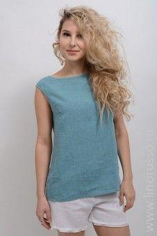 #top #linen #linit #linitlinen #linorusso #silk #blonde #girl #spring #summer #lookbook