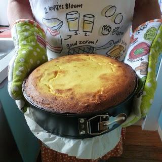 Cheesecake met magere kwark