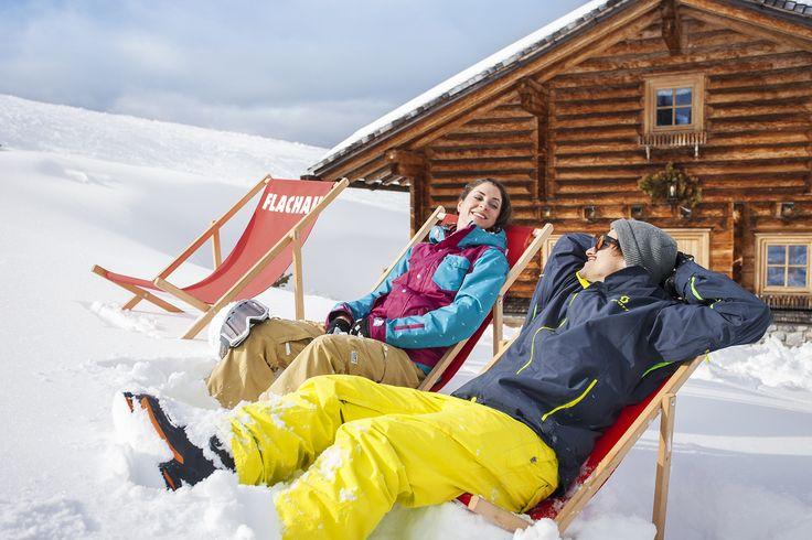 Entspannung im Skiurlaub - DIE BERGQUELLE *** © www.bergquelle-flachau.at