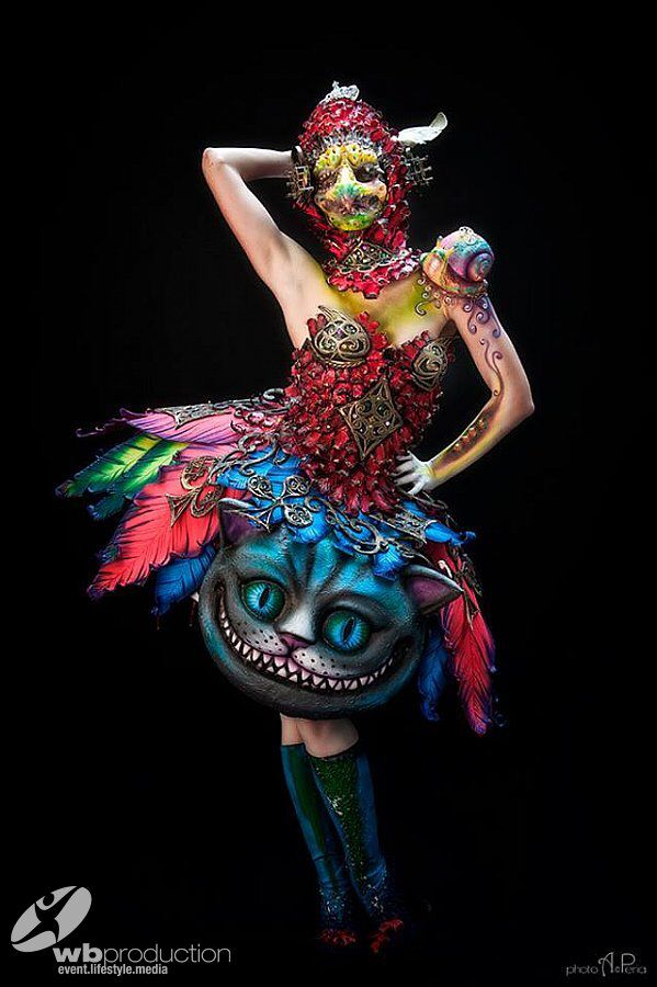 191 best images about World Bodypainting Festival on ...