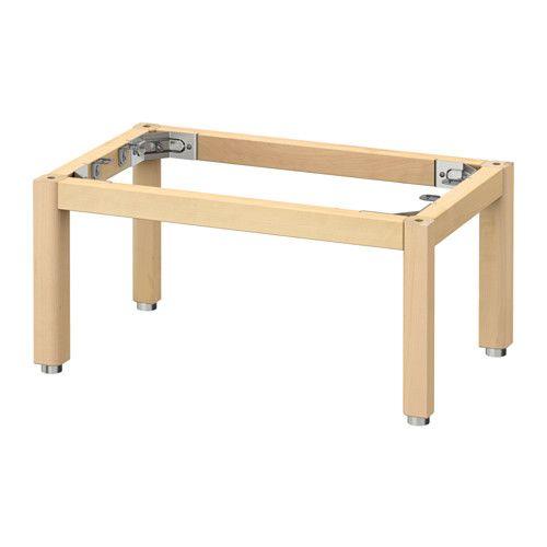 СКОРАЛИД Каркас с ножками, береза 1 900.–   СКОРАЛИД Каркас с ножками IKEA Бесплатно 25 лет гарантии. Подробнее об условиях гарантии – в гарантийной брошюре.