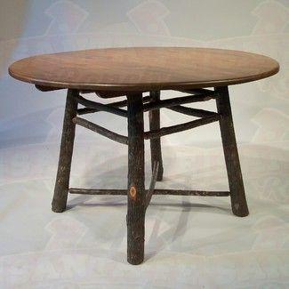 Flat Rock Furniture Berea #DiningTable #rusticfurniture http://www.santaferanch.com/