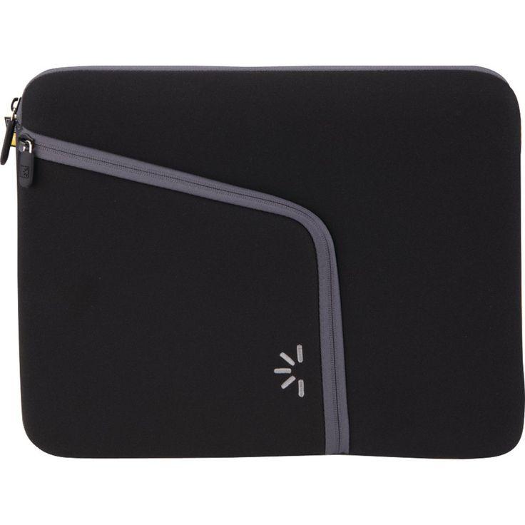 """Case Logic Laptop Sleeve (black; Holds Up To 13"""" Laptops)"""