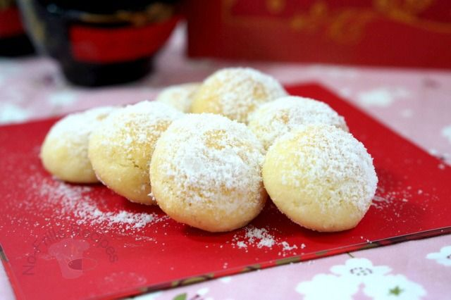 No-Frills Recipes ... cooking, baking & excerpts on travel: Melting Moments - CNY 2016
