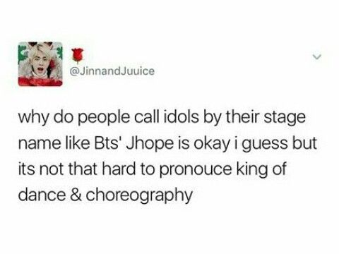 The rightful king of dance and choreography :D